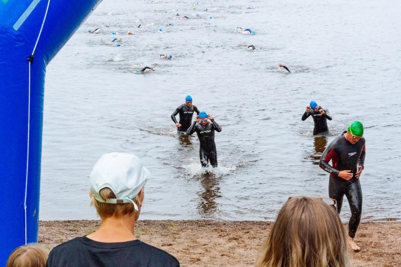 Voimarinne Swim