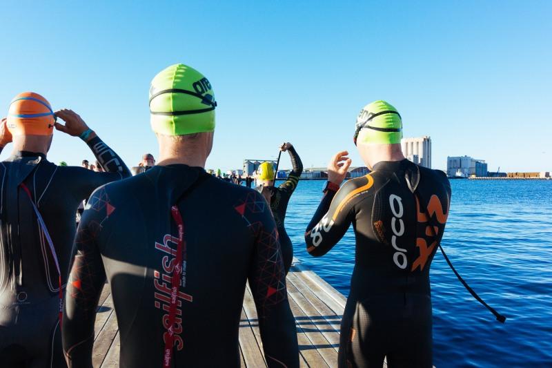 Ironman Kalmar Swim