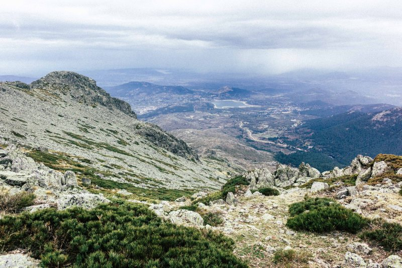 Mountain Running in Madrid