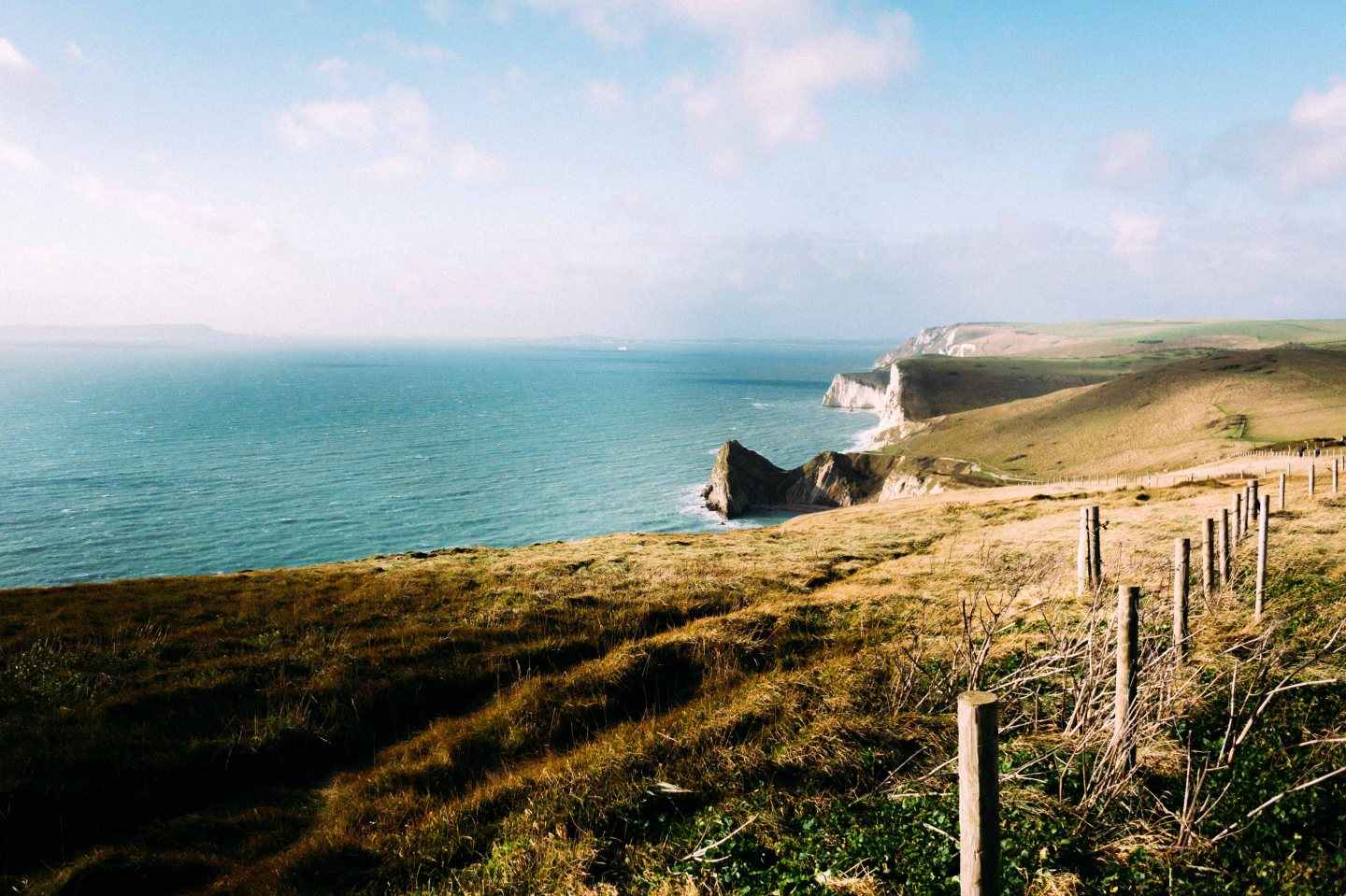 Dorset coastal path