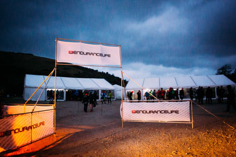 Race morning in CTS Dorset