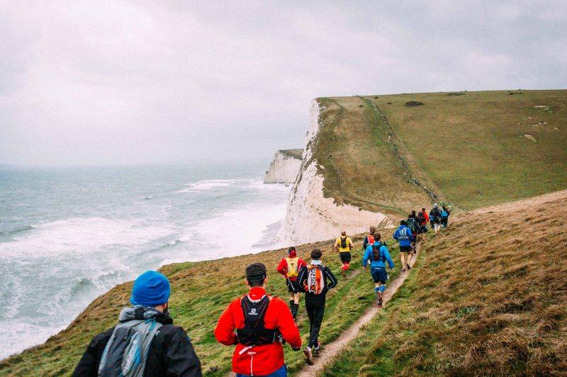 Second climb on CTS Dorset