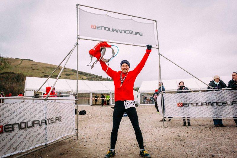 CTS Dorset finish line