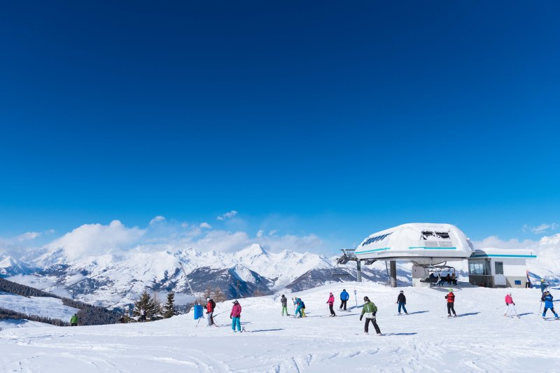 Pila Ski Resort, Italy