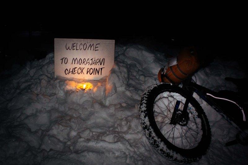 Morajärvi Checkpoint