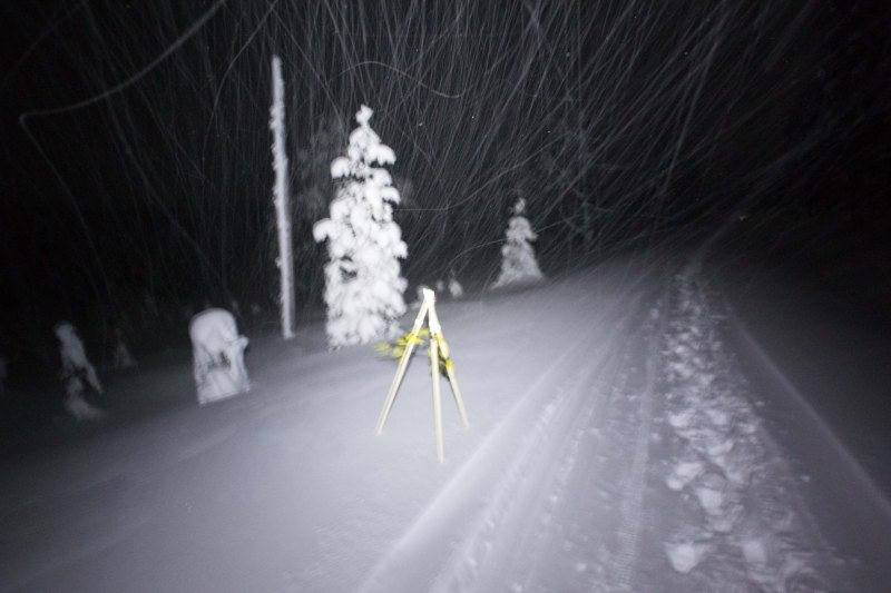Heading towards Torimokivalo at Rovaniemi 150