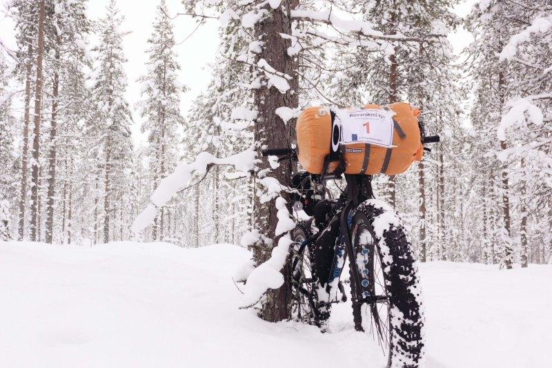 Rovaniemi 150 race kit