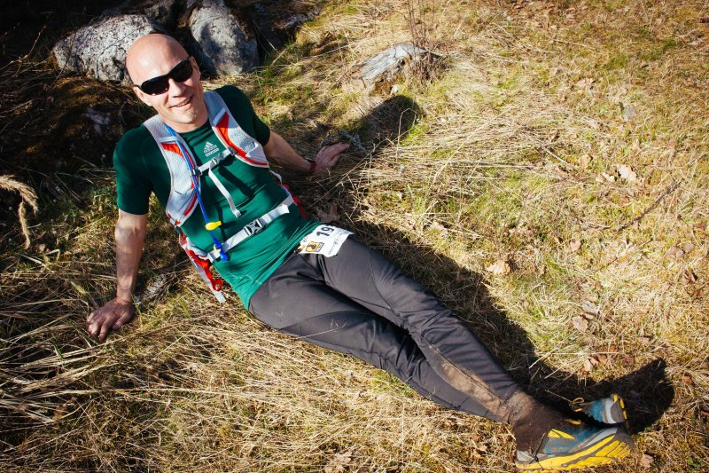 Recovering after Bodom Trail 21k