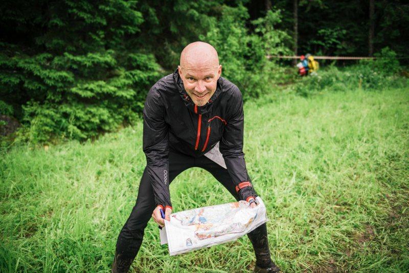 Jukolan viesti orienteering relay finished!