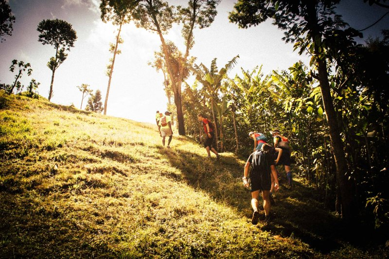 Trail running in Tanzania, Kilimanjaro Stage Run 2016