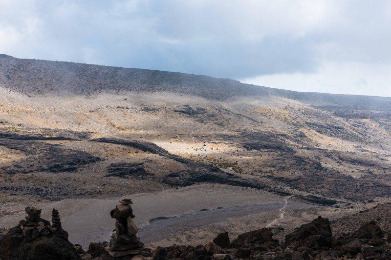 Mawenzi Camp Kilimanjaro