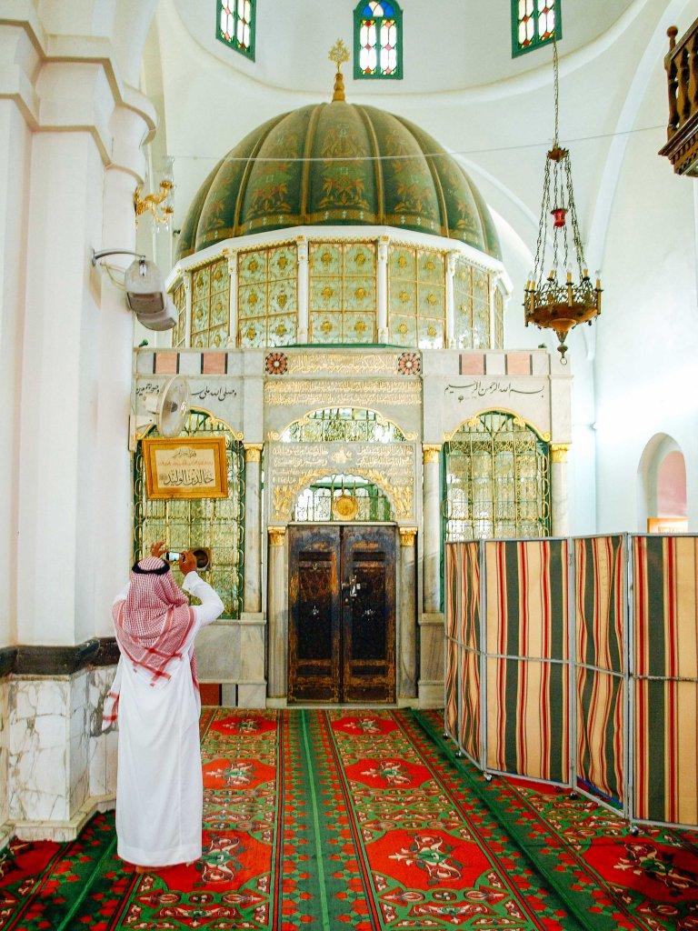 Homs Mosque, Syria
