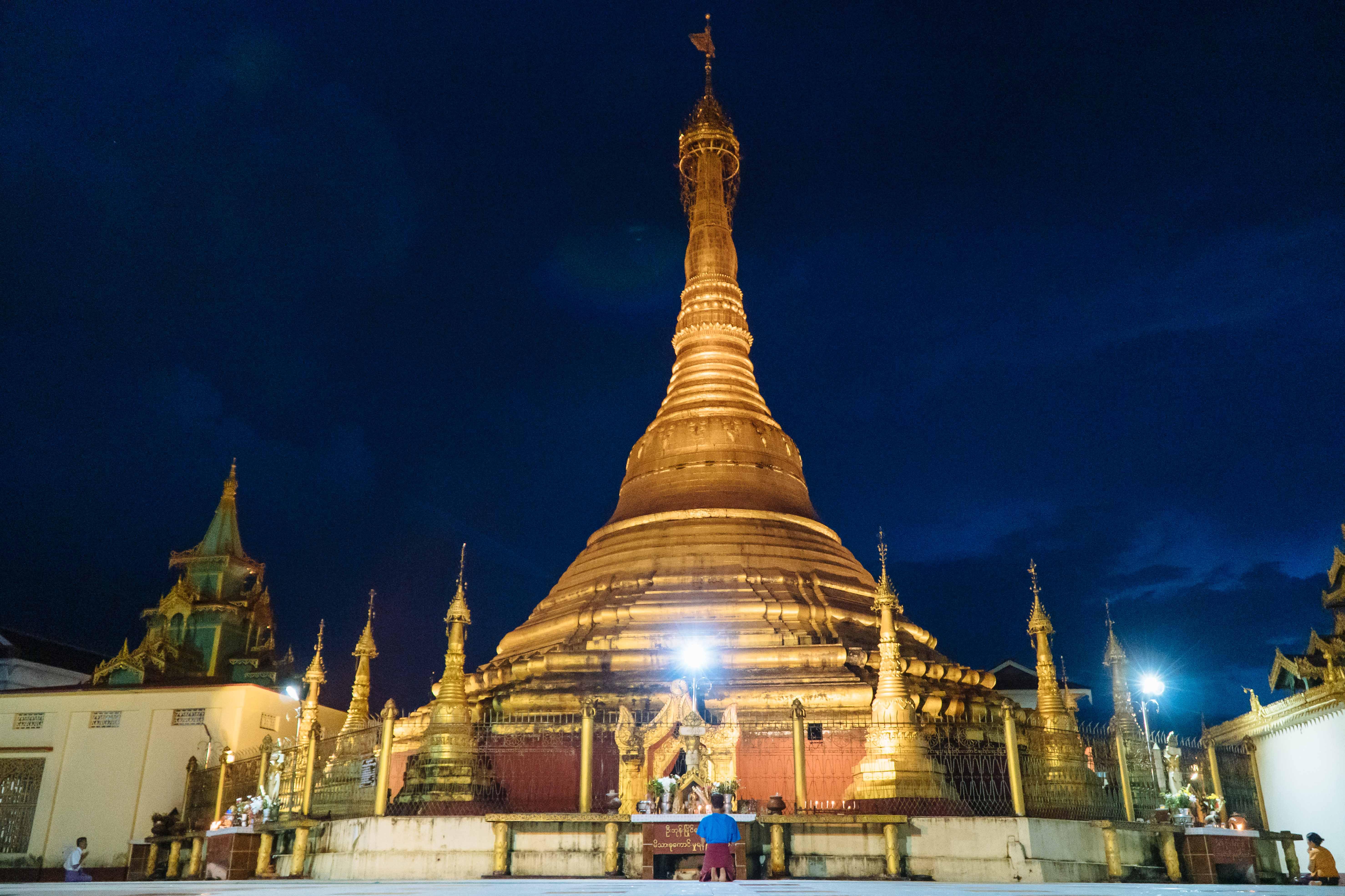 Ye Pagoda, Myanmar