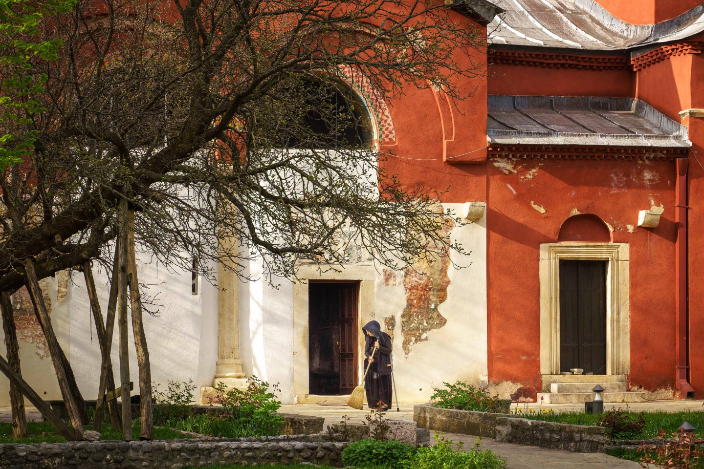 Peja Monastery, Kosovo